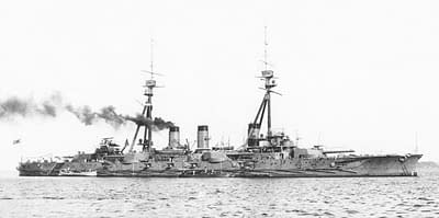 Battleship Settsu