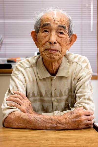 Hiro Kazushi, former Yamato Crewman