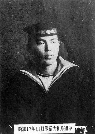 Young Hiro Kazushi, Yamato Crewman
